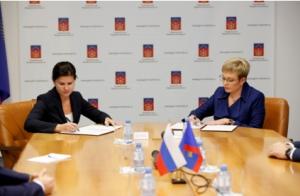Мурманская область и горнометаллургическая компания «Норникель» заключили соглашение о социально-экономическом сотрудничестве