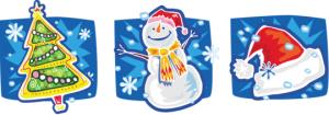 Сердечно поздравляем Вас с наступающим Новым годом и Рождеством!